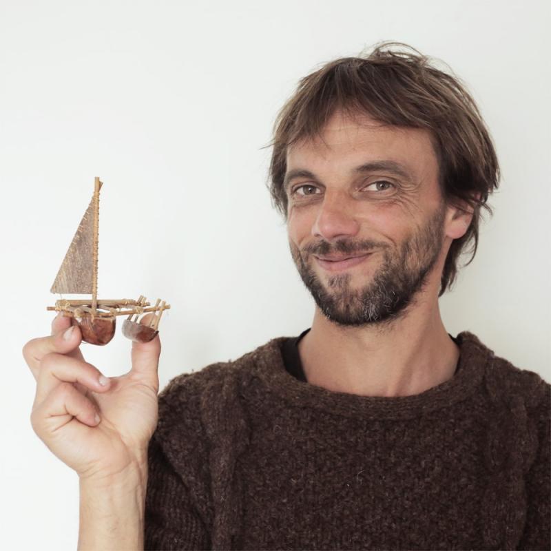 Julien Gratiot - Charpentier de marine