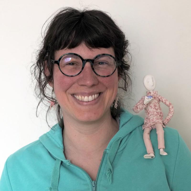 Violaine Picaut  - Céramiste & animatrice stop motion