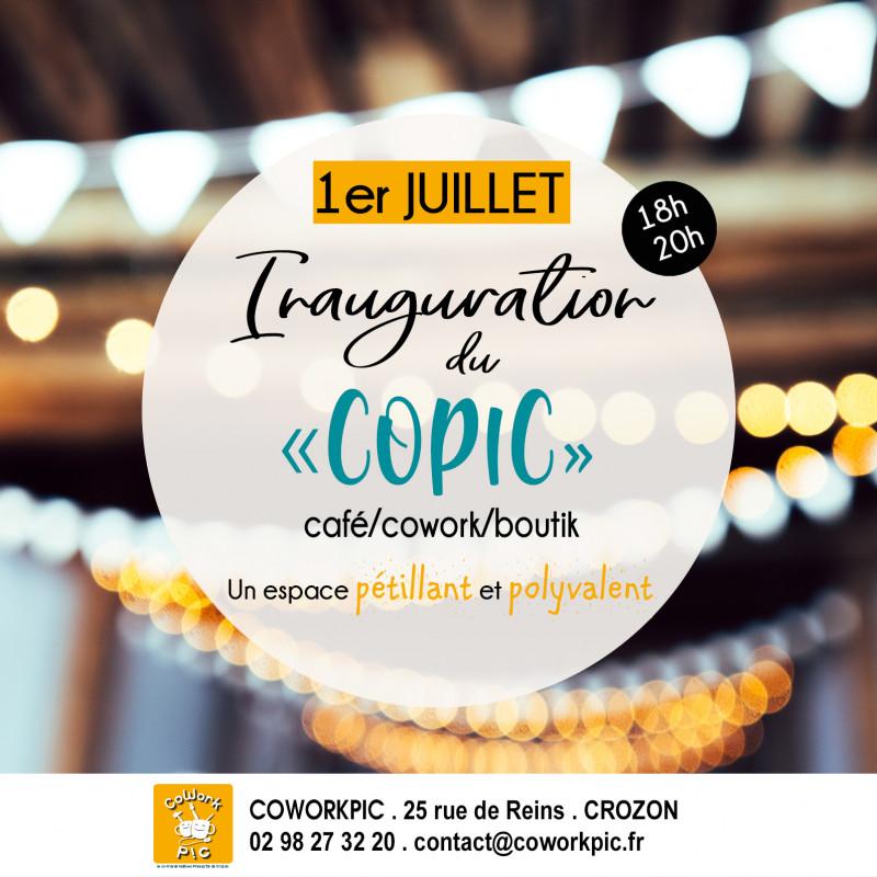 Inauguration du COPIC - 1er Juin