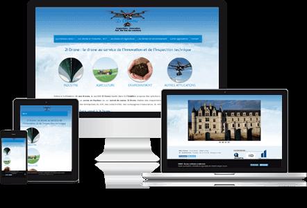 2i Drone - Inspections techniques par drone